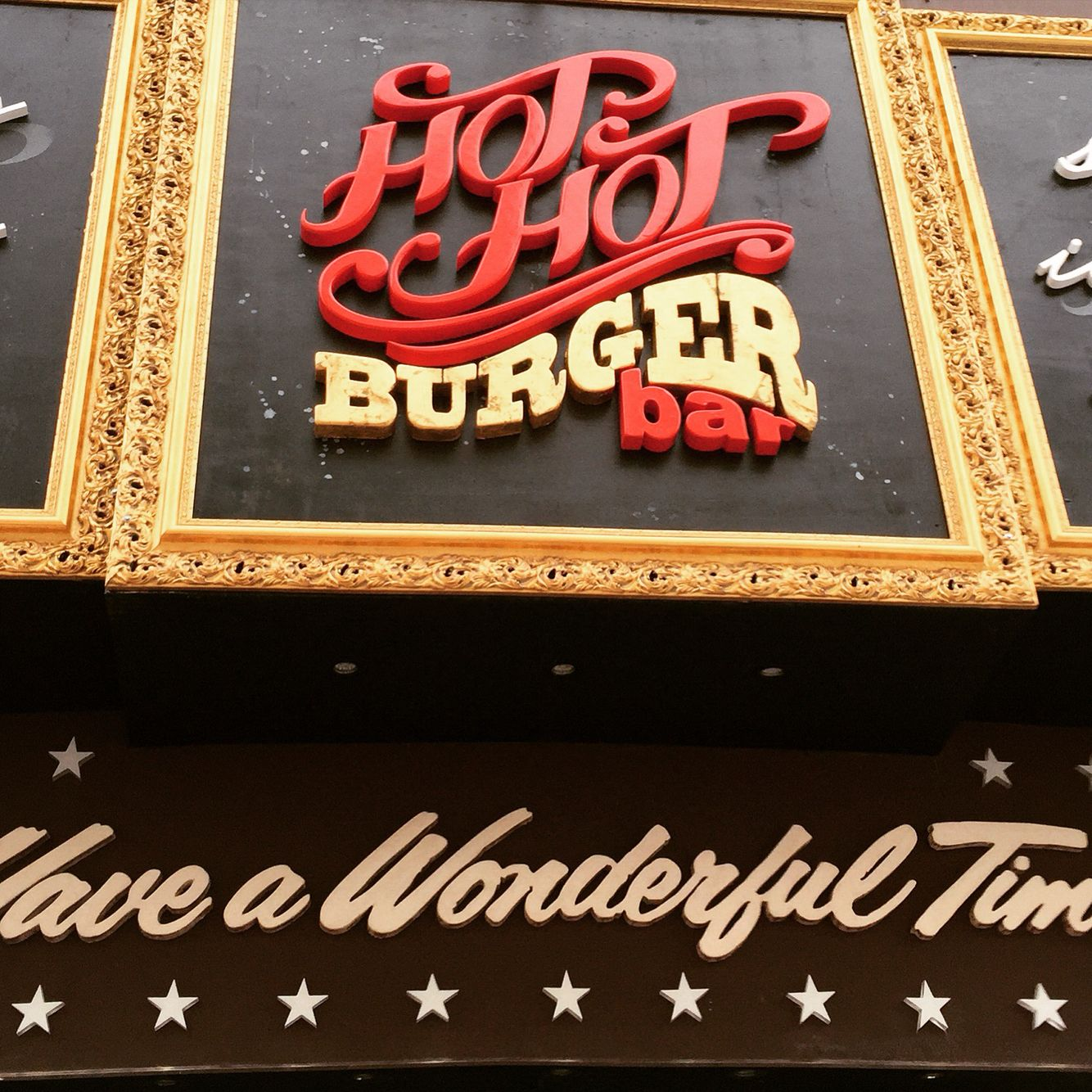 Hot Hot Burger Bar Pireaus
