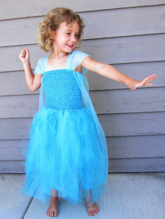 FROZEN ELSA DRESS - Girlu0027s Halloween Costume Frozen Elsa Dress Elsa Costume  sc 1 st  Pinterest & FROZEN ELSA DRESS - Girlu0027s Halloween Costume Frozen Elsa Dress ...