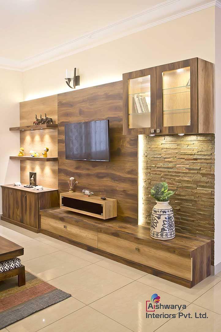 Popular Interior Design For Tv Showcase: Prestige Ferns Residency