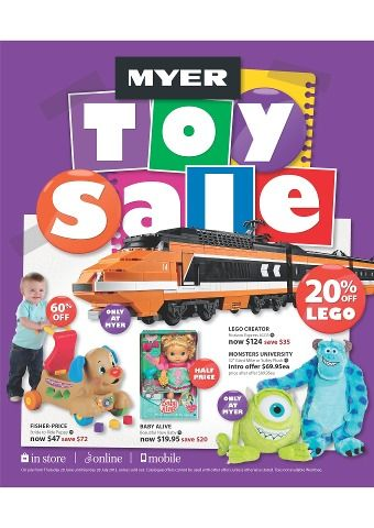 Myer Catalogue Toy Sale Toy Sale 2013 Toy Sale