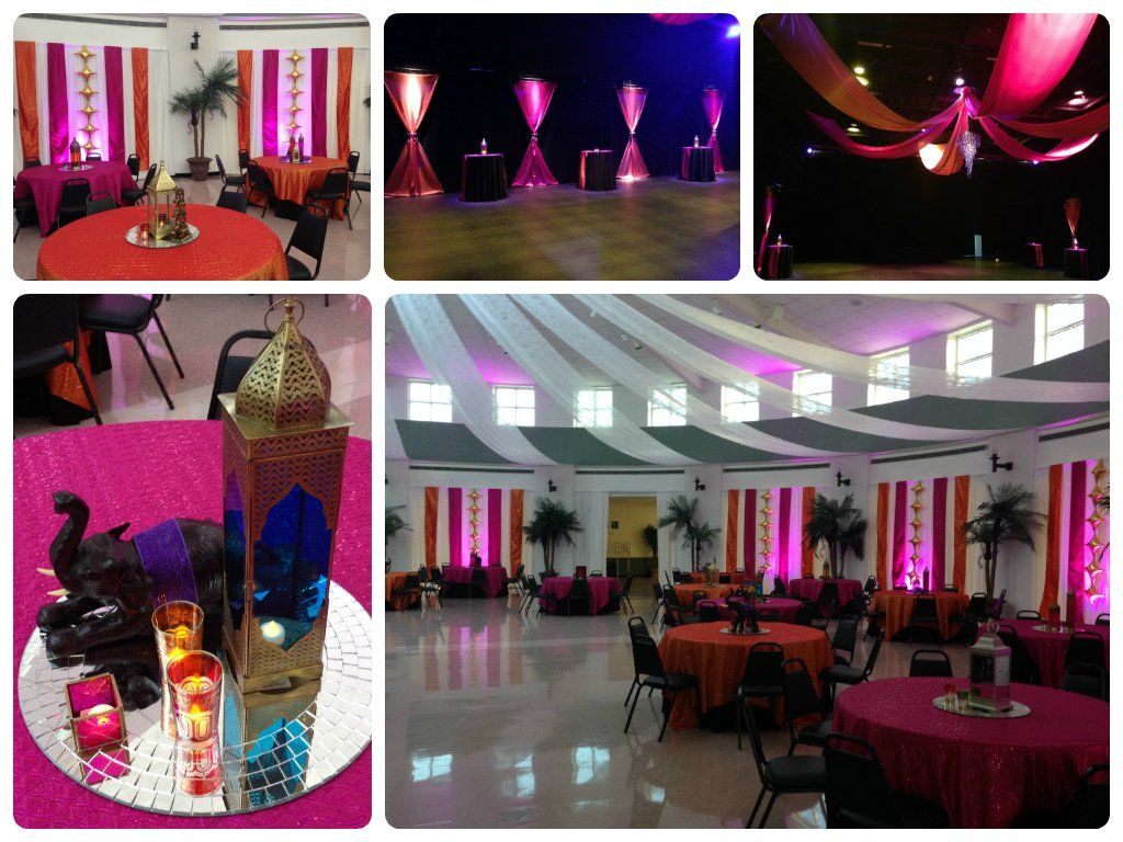 Lovely Blank Canvas   Photos: Theme U0026 General Party Decorations