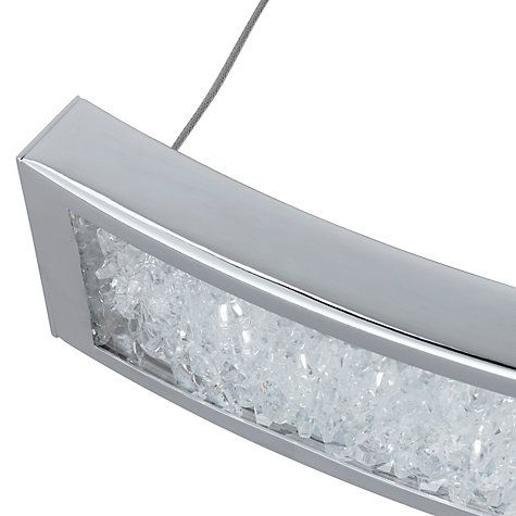 John Lewis Allure Curved LED Pendant Ceiling Light   John lewis     Buy John Lewis Allure Curved LED Pendant Ceiling Light Online at  johnlewis com
