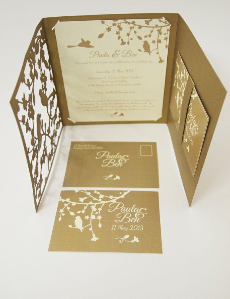 resultado de imagen de invitaciones de boda elegantes - Invitaciones De Boda Elegantes