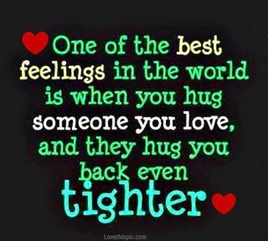 One Of The Best Feelings In The World Love Love Quotes