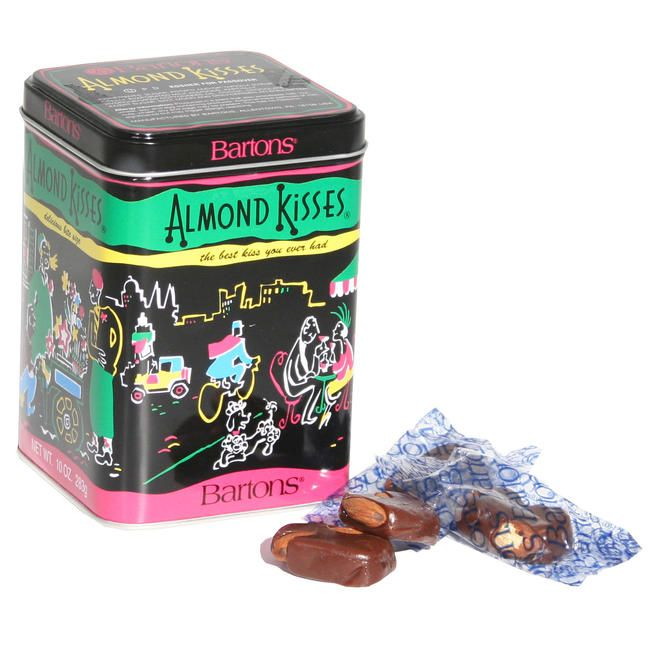 Bartons Caramel Almond Kisses 11 95 My Long Time Favorite