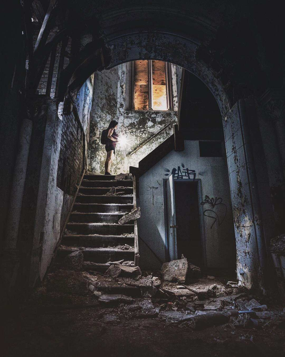 Lost Places Fotos: Gorgeous Abandoned Buildings Photography By Jamie Betts