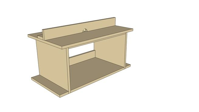 Mdf router table 3d warehouse a really simple router table mdf router table 3d warehouse a really simple router table greentooth Image collections