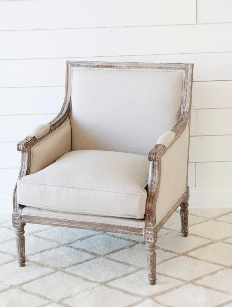 Upholstered Chairs/Ottomans  Luxury Lounge Furniture Rentals in