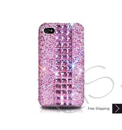 Cubical Pink Lady Swarovski Crystal Bling iPhone Cases  iPhone  iCCases  https    cf584042e