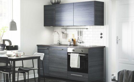 ikea k chen 2017 die 8 sch nsten ideen und bilder f r eine ikea k chenplanung dunkle k chen. Black Bedroom Furniture Sets. Home Design Ideas