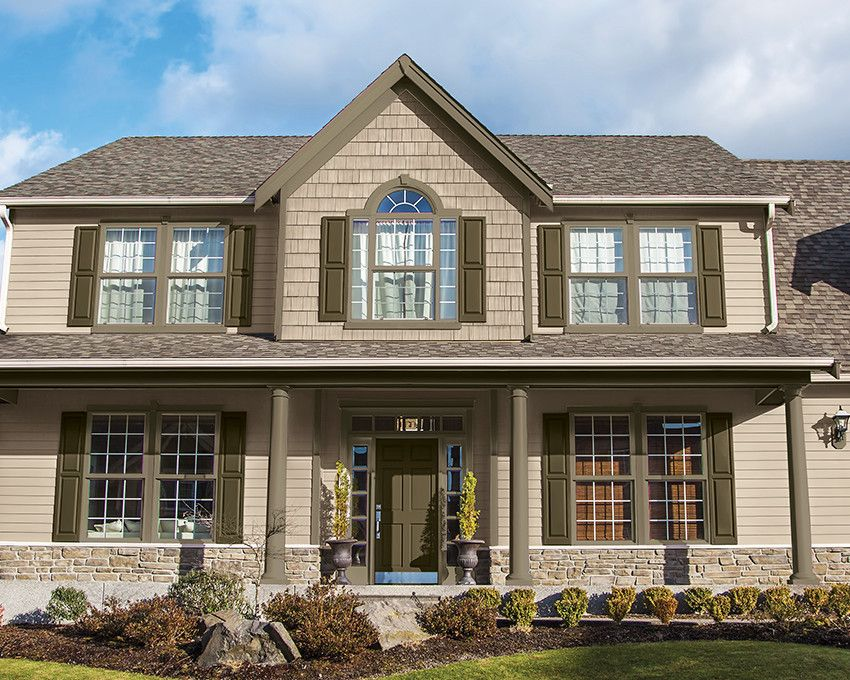 2017 exterior house color trends the best exterior paint - Popular exterior house colors for 2017 ...