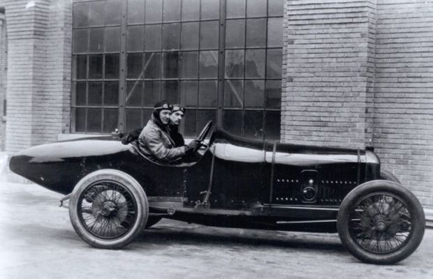 Indy 500 winner 1919: Howdy Wilcox  Starting Position: 2  Race Time: 5:40:42.870  Chassis/engine: Peugeot/Peugeot