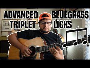 You tube bluegrass licks
