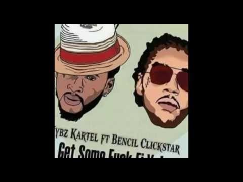 Vybz kartel ft Bencil - get some fukk || Track release || September 2016