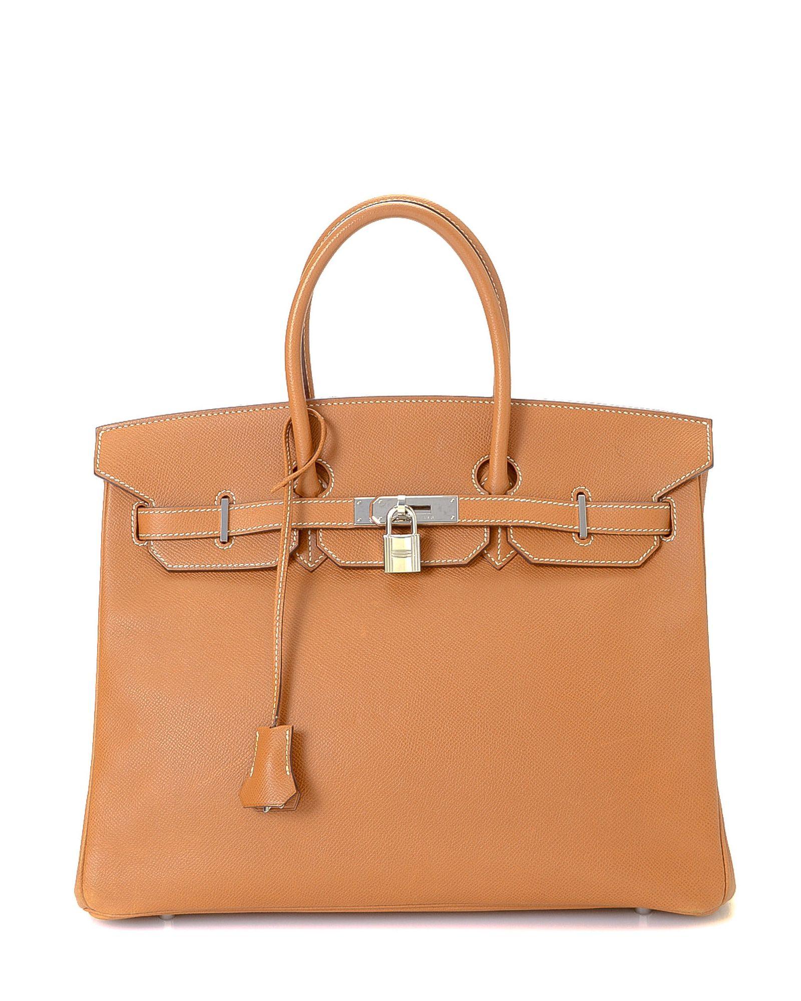6bc54f0e6f65 Hermes Birkin 35 Epsom Handbag - Vintage