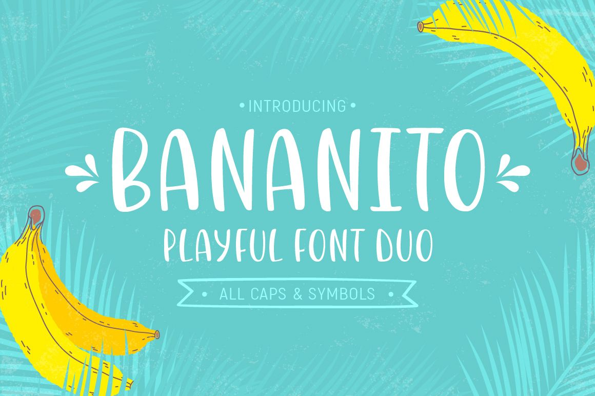 Pin by graphicdelivery on design ideas resources pinterest bananito font duo is a hand written typeface that was carefully digitized and turned into a font with clean lines and playful character buycottarizona Gallery