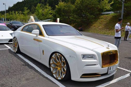 Bad Ass Rolls-Royce Shares Wraith Overdose Tuned By Spofec ...