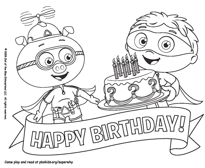 pbs kids super why coloring pages enjoy coloring
