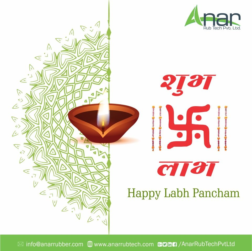 Happy labh pancham time to resume the business on the