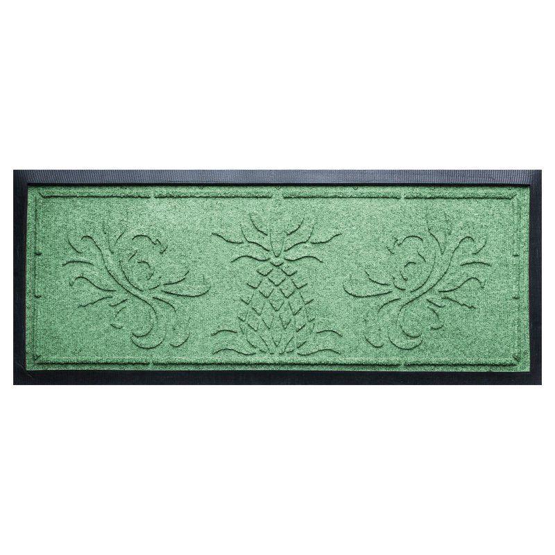 Bungalow Flooring Pineapple Boot Tray Light Green - 20710531536