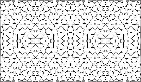 Colour Muslim Pictures Children S Islamic Coloring Pages Geometrische Malvorlagen Muster Malvorlagen Geometric Patterns