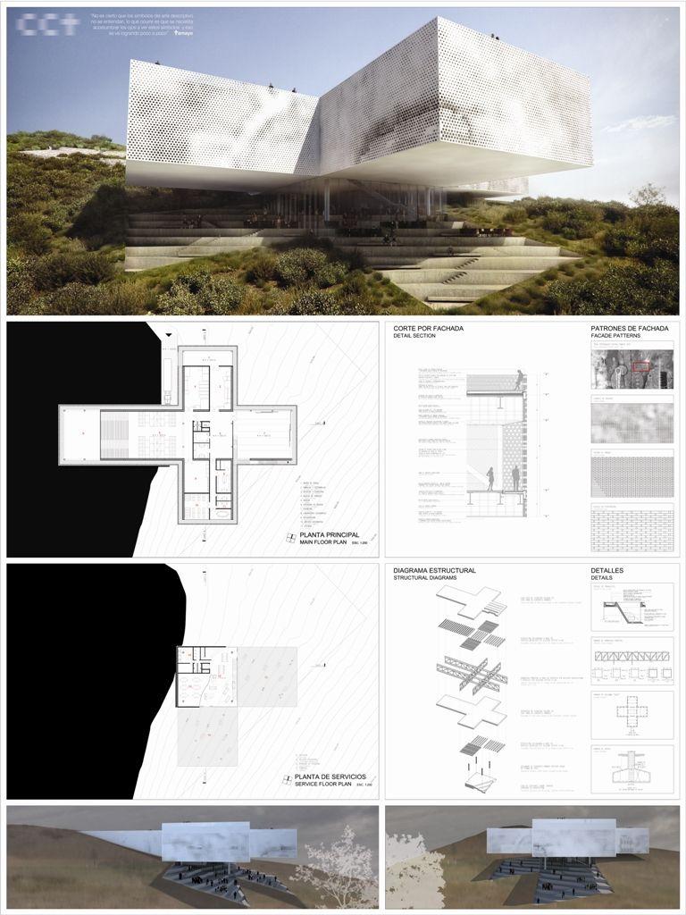 presentation board layout tips layout architecture presentation