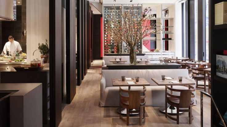 Chef's Table  Wall Streets Meetings And Events  Pinterest  Wall Interesting Park Hyatt Sydney Dining Room Design Decoration
