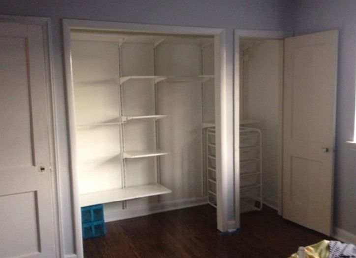 IKEA Share Space ALGOT Closet System