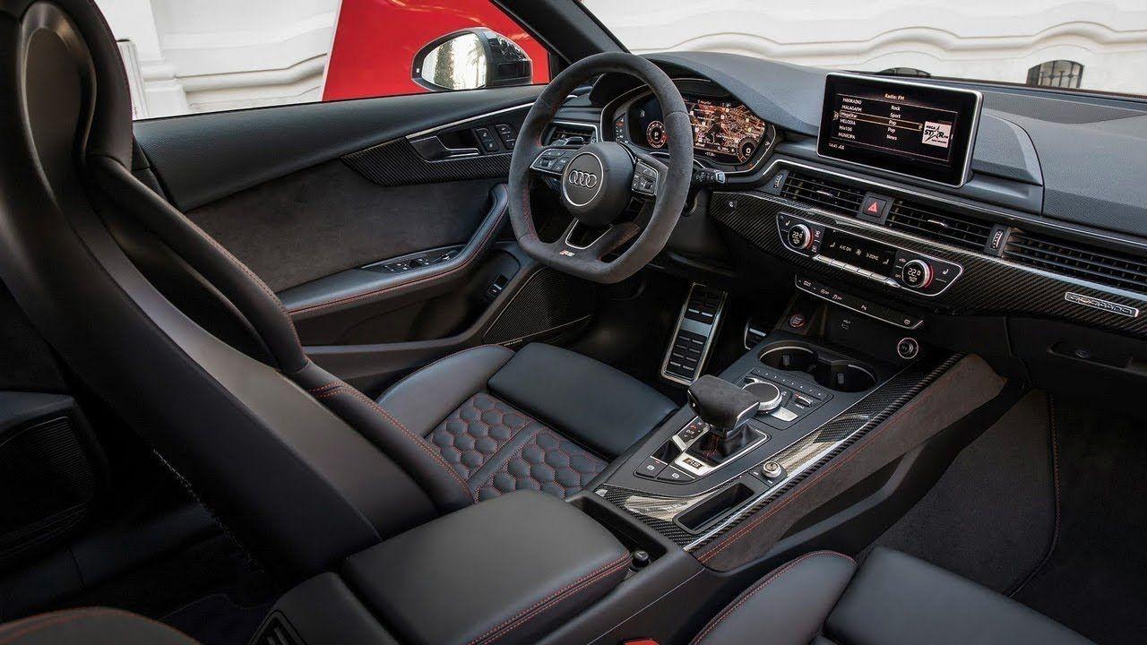 2018 Audi Rs4 Avant Interior Exterior Audi Rs4 Audi Car Interior Sketch