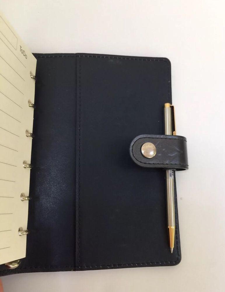 548c8079f9186 Ballpoint Pen FITS Louis Vuitton Small Agenda PM Planner LV Cover   GenericNotLouisVuitton