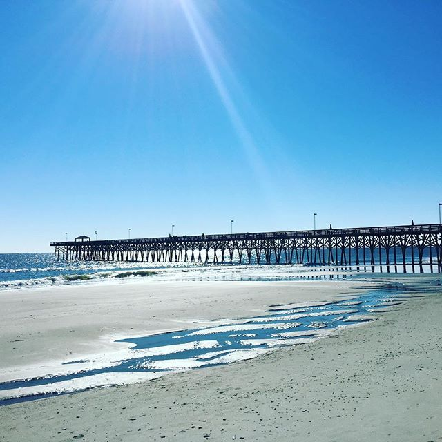 The Myrtle Beach, South Carolina area has 8 Piers for Pleasure, 60 Miles of Beautiful Beach and affordable Fun for everyone!  Click on the pin to check the deals and start planning your memorable family beach vacation!  (Photo via Instagram @xiaoxiaoyu626)