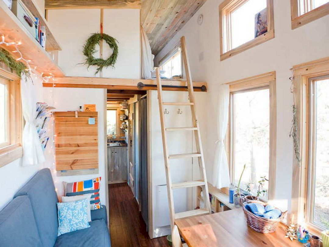 House Amazing 25 Modern Tiny House Interior