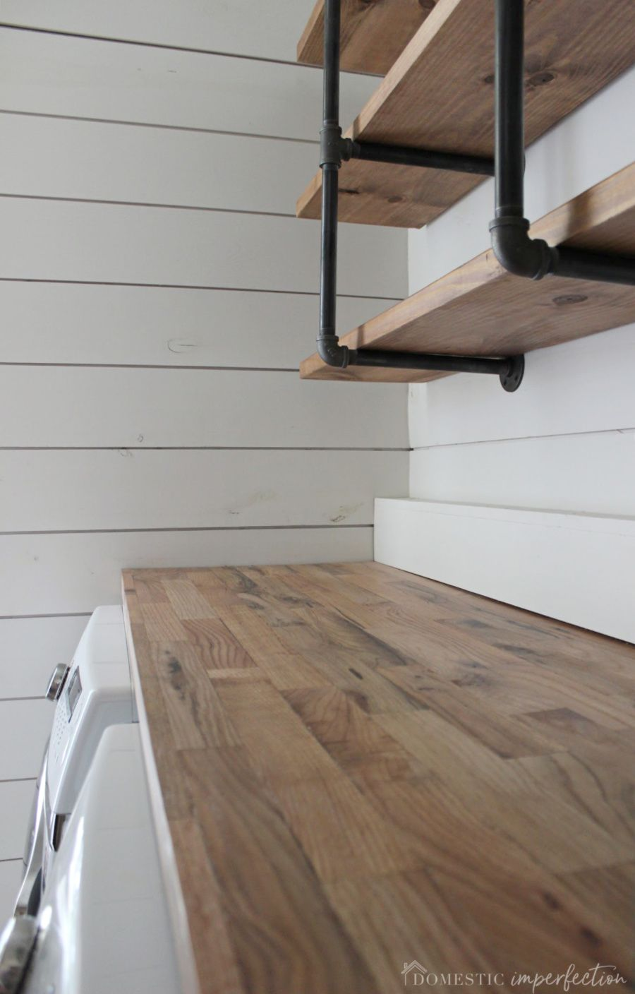 How To Make A Countertop Out Of Wood Flooring Diy Wood