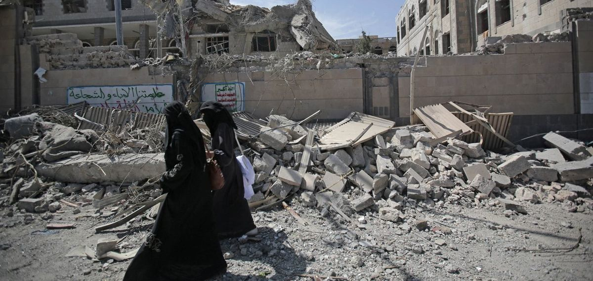 Yemen Inside The Forgotten War Middle Eastern History History War Civil War History