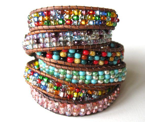 Share the Love  Friendship Bracelets  Choose by MadRiverDesigns, $28.00