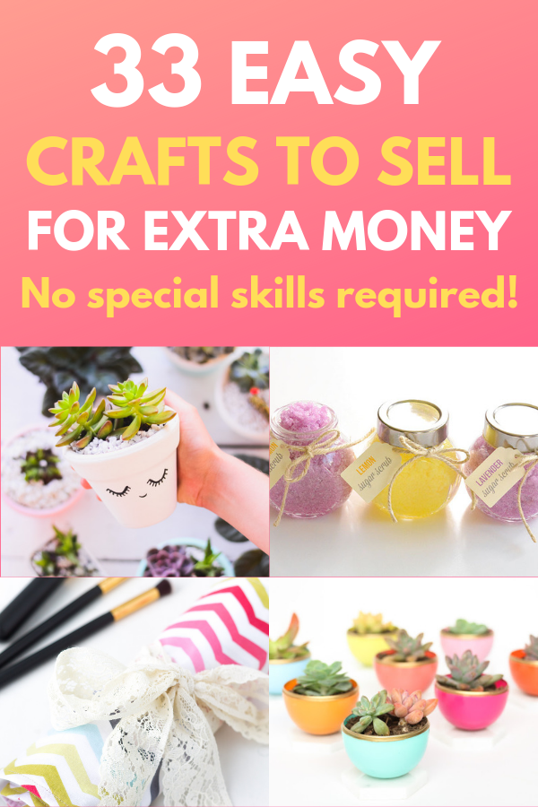 Hot Craft Ideas To Sell 2019