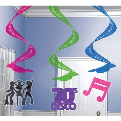 Disco Jumbo Swirls (3 ct)