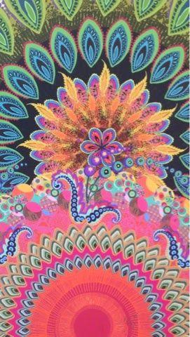 wanderlust 626: colorful Bohemian iPhone Wallpaper ...