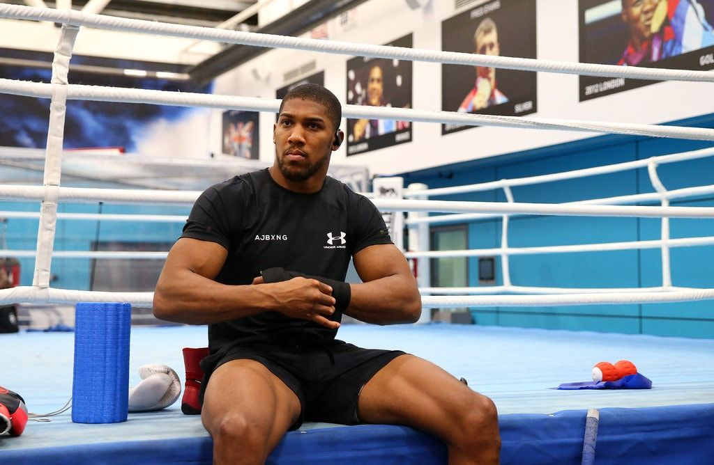 Anthony Joshua Knockout Machine And He Can Box Anthony Joshua Anthony Joshua Knockout Anthony Joshua Vs