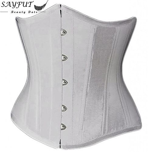 6b10ad4e8f Plus Size 6XL Body Shapewear Fashion Womens Sexy Gothic Clothing Underbust  Waist Trainer Lace up Corsets and Bustiers