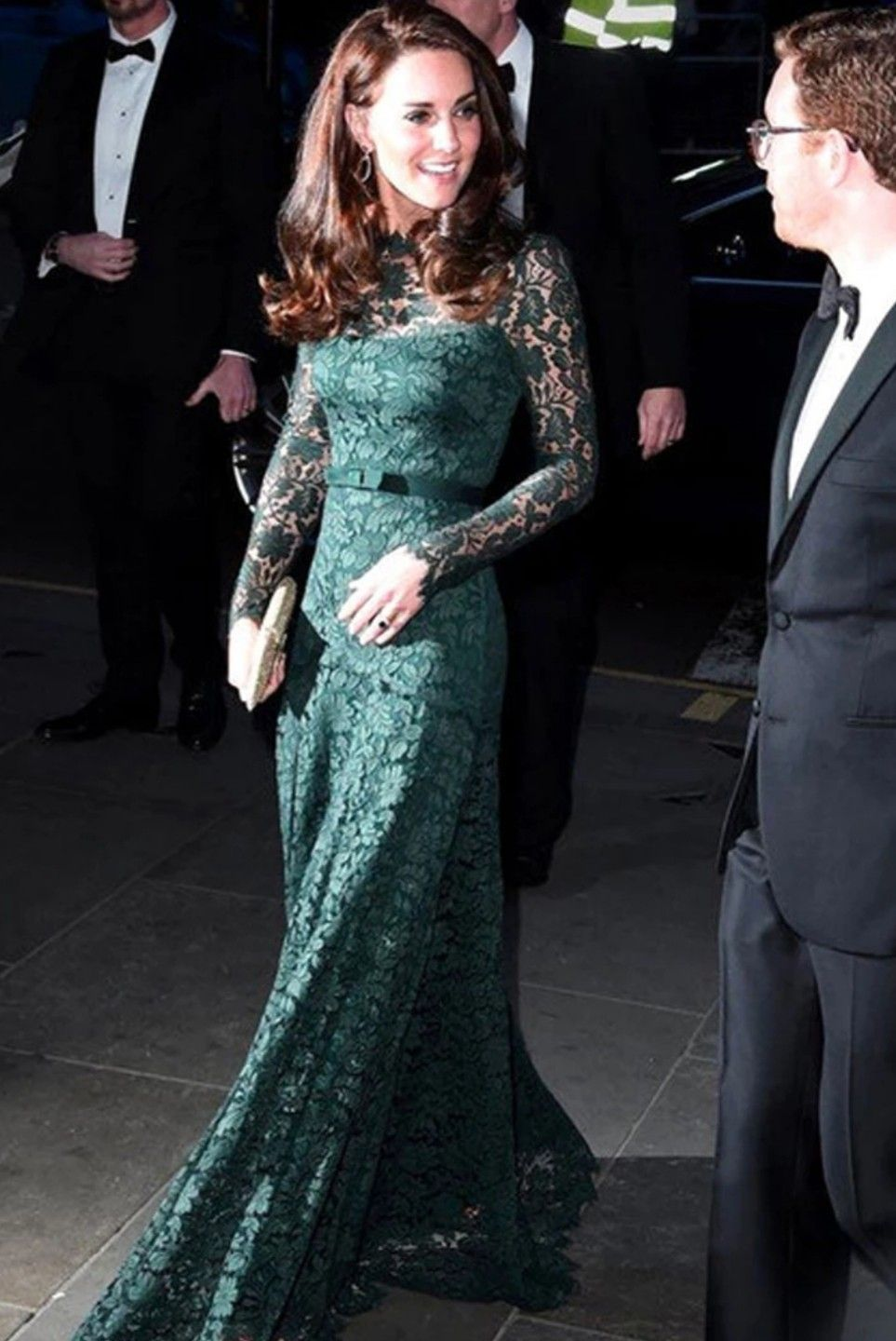 Pin by Melissa McLelland on Evening Gowns | Kate middleton ...