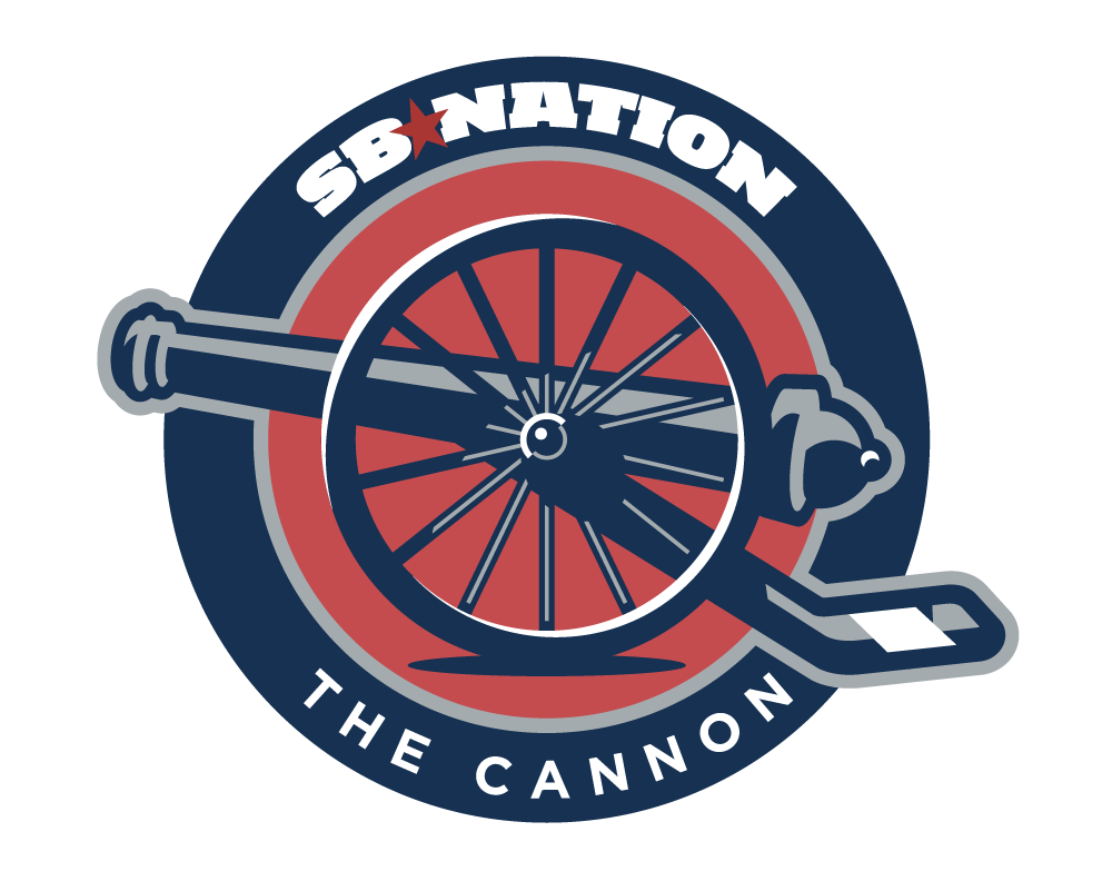 Columbus Blue Jackets Schedule Roster News And Rumors The Cannon Columbus Blue Jackets Blue Jacket Sports Logo