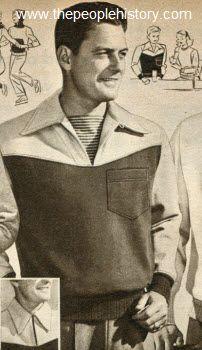 7def713c73c 1950's men's fashion - Google Search | Hannibal | 1950s fashion ...