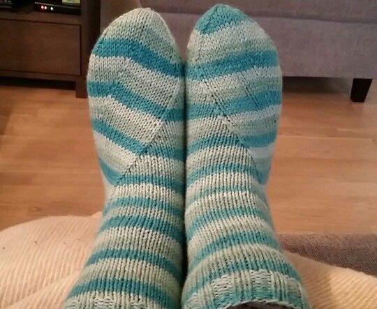Just Perfectly sokker. Design Bitta Mikkelborg