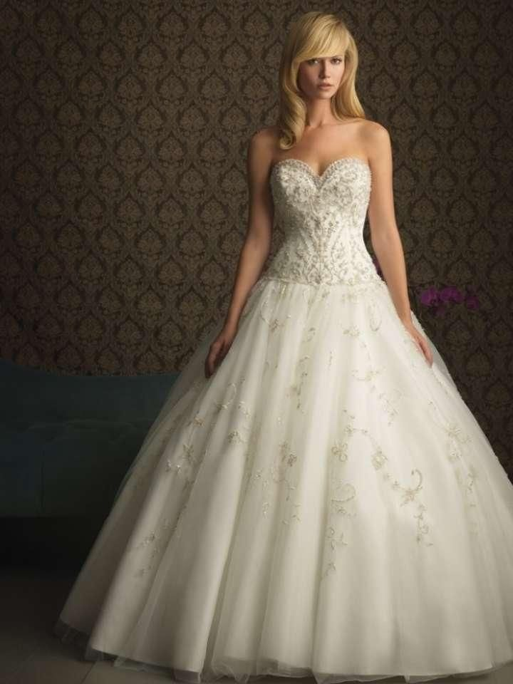 Allure Bridals Allure Bridals 8753 Wedding Dress. Allure Bridals Allure Bridals 8753 Wedding Dress on Tradesy Weddings (formerly Recycled Bride), the world's largest wedding marketplace. Price $300.00...Could You Get it For Less? Click Now to Find Out!