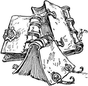 Libros antiguos - Dibujalia - Dibujos para colorear - Eventos ...