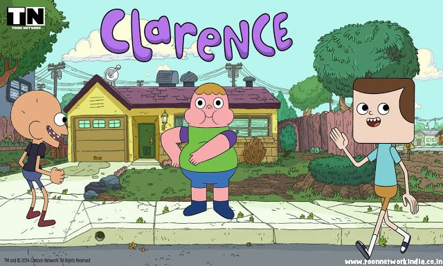 Clarence HINDI Episodes [HD] - Toon Network India | cartoons to be