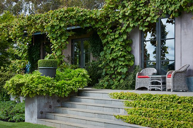 Share Design Blog Paul Bangay Stonefields Home Photo