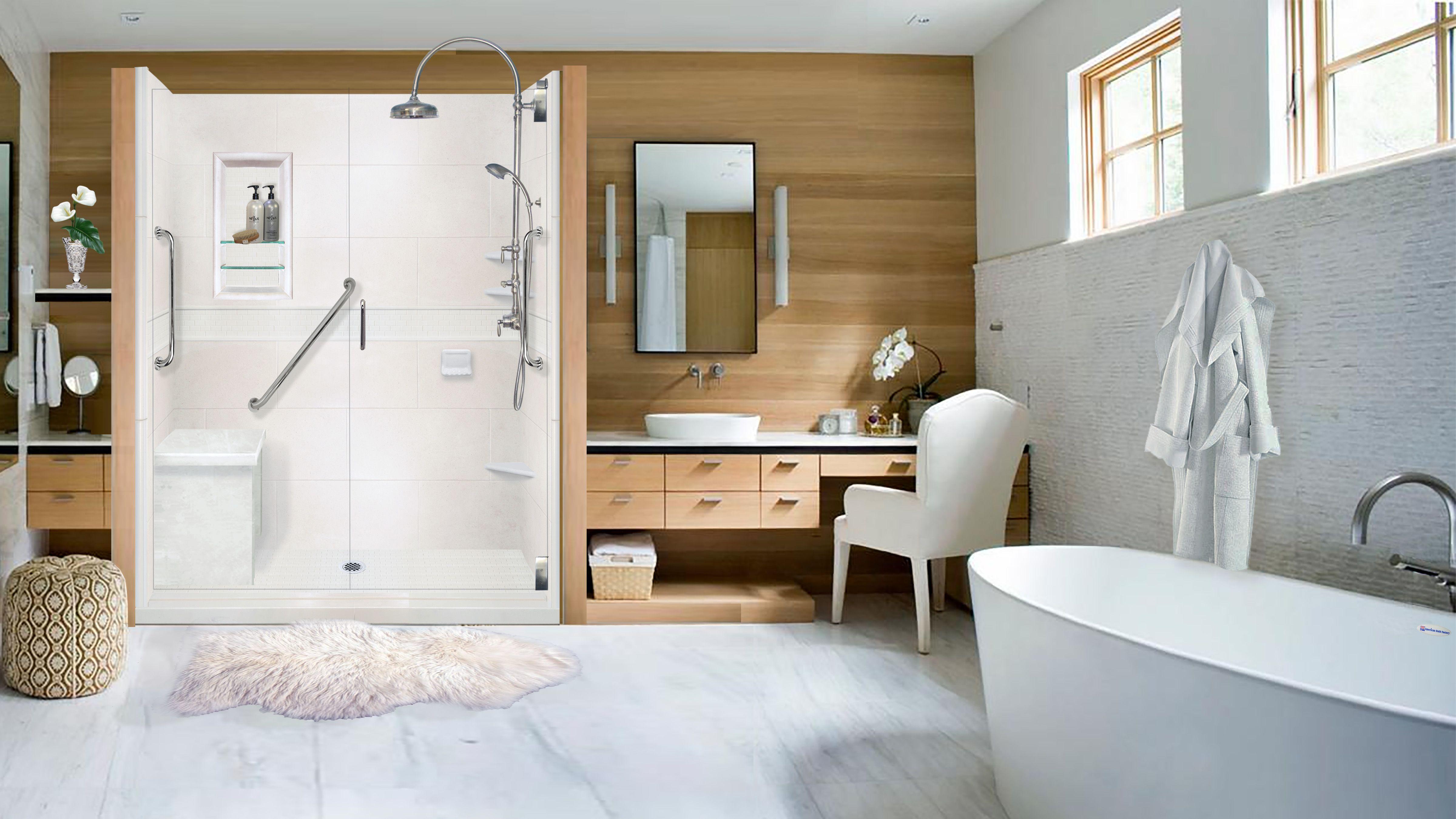 Pin De Americanbathfactorypro En Bath Showers
