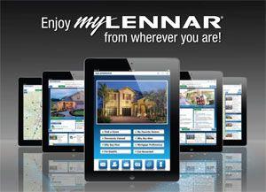 Lennar Launches myLennar iPad App